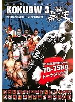 最狂地下格闘技「黒王」 Vol.3 下巻