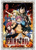 FAIRY TAIL-3rd Season- Vol.9