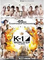 K-1 WORLD GP 2014~-65kg級初代王座決定トーナメント~2014.11.3 東京・代々木体育館