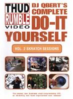 DJ QBERT'S COMPLETE DO-IT YOURSELF Vol.2 Skratch Sessions