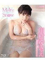 アイドルワン Melty Snow/川村ゆきえ (ブルーレイディスク)