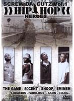 SCREW DA CUTZ Vol.1 HIP HOP HEROES