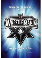 WWE レッスルマニア20 DISC3