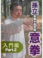 孫立 実戦中国武術意拳 入門篇 part.2