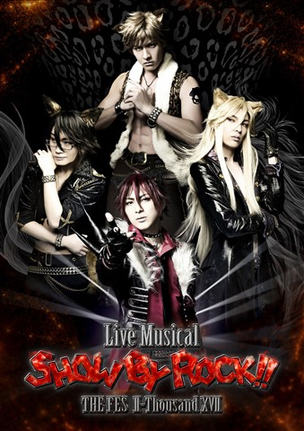 Live Musical「SHOW BY ROCK!!」THE FES II-Thousand XV II