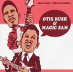 オーティス・ラッシュ&マジック・サム/ブルースの巨人 ベスト・セレクション2(アルバム)