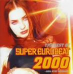 ザ・ベスト・オブ・スーパーユーロビート2000~ノンストップ・メガミックス~(アルバム)
