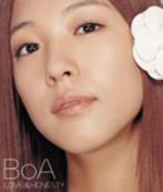 BoA/LOVE&HONESTY(CCCD)(アルバム)