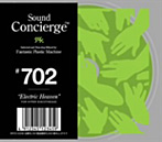 Sound Concierge #702 'Electric Heaven'selected and Non-stop Mixed by Fantastic Plastic Machine FOR H(アルバム)
