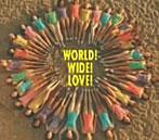hitomi/WORLD!WIDE!LOVE!(シングル)