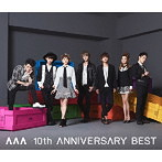 AAA/AAA 10th ANNIVERSARY BEST(アルバム)