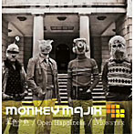 MONKEY MAJIK/虹色の魚/Open Happiness/MONSTER(シングル)