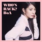 BoA/WHO'S BACK?(アルバム)