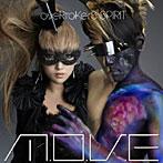 m.o.v.e/oveRtaKerS SPRIT(アルバム)