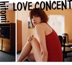 hitomi/LOVE CONCENT(アルバム)