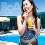BoA/KEY OF HEART/DOTCH(シングル)