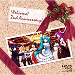 MOER feat.初音ミク-2nd anniversary-(アルバム)