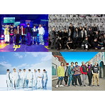GENERATIONS,THE RAMPAGE,FANTASTICS,BALLISTIK BOYZ from EXILE TRIBE/BATTLE OF TOKYO~ENTER THE Jr.EXILE~(アルバム)