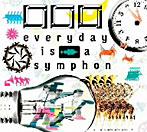 クチロロ/everyday is a symphony(アルバム)