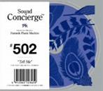 Fantastic Plastic Machine/Sound Concierge#502'Tell Me'(アルバム)