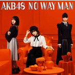 AKB48/NO WAY MAN(Type C)