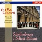 シェレンベルガー/イタリア合奏団/イタリア・バロック・オーボエ協奏曲集(Blu-Spec CD)(アルバム)