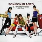 BON-BON BLANCO/B3 Master Pieces 2002-2004(初回限定生産盤)(アルバム)
