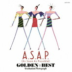 A.S.A.P./ゴールデン☆ベスト~Graduation Photograph~(UHQCD)(アルバム)