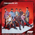 ATEEZ/TREASURE EP.Map To Answer(Type-Z)(アルバム)