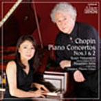 仲道郁代/ショパン:ピアノ協奏曲第1番、第2番(アルバム)