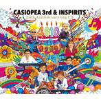 カシオペア サード&インスピリッツ/4010 Both Anniversary Gig CD(アルバム)
