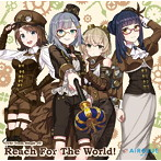 「CUE!」Team Single 05~Reach For The World!/AiRBLUE Moon(シングル)
