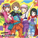 「CUE!」Team Single 08~Override!/AiRBLUE Bird(シングル)
