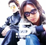 SURFACE/.5(HALF)/about love(シングル)