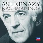 ラフマニノフ:ピアノ作品集~楽興の時 アシュケナージ(P)(アルバム)