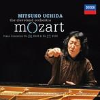 モーツァルト:ピアノ協奏曲第20番・第27番 内田光子(P,指揮) クリーヴランドo. (SHM-CD)(アルバム)