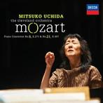 モーツァルト:ピアノ協奏曲第9番・第21番 内田光子(P,指揮) クリーヴランドo.(SHM-CD)(アルバム)