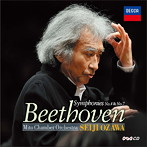 小澤征爾/ベートーヴェン:交響曲第4番&第7番(Blu-Spec CD)(アルバム)