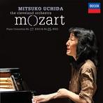 内田光子/モーツァルト:ピアノ協奏曲第17番&第25番(SHM-CD)(アルバム)