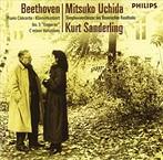 ベートーヴェン:ピアノ協奏曲第5番「皇帝」 他 内田光子(P) ザンデルリンク/BRSO(アルバム)
