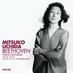 ベートーヴェン:ピアノ・ソナタ第28番・第29番 内田光子(P)(アルバム)