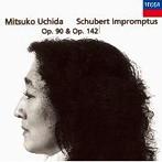 内田光子/シューベルト:即興曲集(SHM-CD)(アルバム)