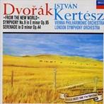 ドヴォルザーク:交響曲第9番「新世界より」/セレナードop.44 ケルテス/VPO,LSO(アルバム)