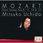 内田光子(P)/モーツァルト:ピアノ・ソナタ集(第8番・第11番・第14番・第15番)(アルバム)