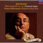 ベートーヴェン:ピアノ協奏曲第1番・第2番 グルダ(P) シュタイン/VPO(初回限定盤)(SHM-CD)(アルバム)