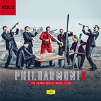 ウィーン・ベルリン・ミュージック・クラブ VOL.2 フィルハーモニクス(SHM-CD)(アルバム)