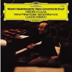 モーツァルト:ピアノ協奏曲第25番・第27番 グルダ(P) アバド/VPO(MQA-CD/UHQCD)(アルバム)