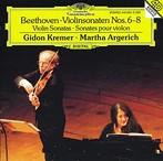 ギドン・クレーメル/ベートーヴェン:ヴァイオリンソナタ第6番&第7番&第8番(アルバム)