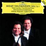 モーツァルト:ヴァイオリン協奏曲第2番・第4番 パールマン(VN) レヴァイン/VPO(アルバム)