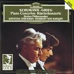 シューマン&グリーグ:ピアノ協奏曲 ツィマーマン(P) カラヤン/BPO(SHM-CD)(アルバム)